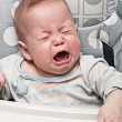 Kid cries — Foto de Stock