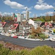 Miniland at Legoland Deutschland Resort — ストック写真