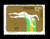 ポーランド - 年頃、夏季オリンピック — ストック写真