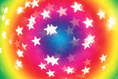 Boke with stars — Stock Photo