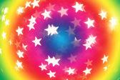 Boke with stars — Stock Photo