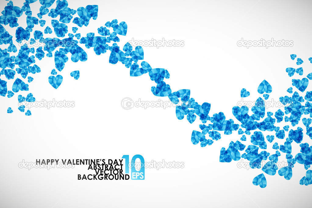 Valentine background — Stock Vector #21012067