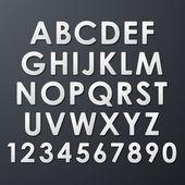 Alphabet Set — Stockvector
