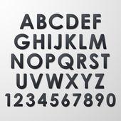 Alphabet Set — ストックベクタ