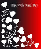 Sfondo San Valentino — Vettoriale Stock