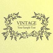 Sfondo vintage — Vettoriale Stock