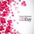Valentine background — Vetor de Stock  #34013805