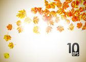 Autumn background — Wektor stockowy