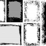 Grunge frames — Stock Vector #34086887