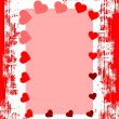 Valentine background — Vector de stock #34086911