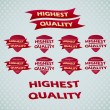 Vintage Retro Icons And Labels — Stock Photo #37781687