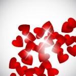 Valentine background — Stock Vector #4725256