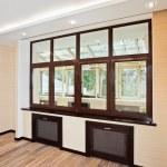 Modern empty living room interior — Stock Photo #2504023