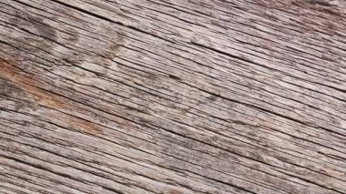 Old wooden board vintage background — Stock Video