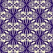 Seamless pattern - Stockvectorbeeld