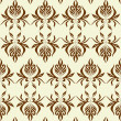 Good-looking seamles pattern. - Vektorgrafik