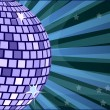 Disco background. - Vektorgrafik