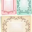 Retro-styled background - 