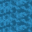 Vector seamless floral pattern. — Stock Vector
