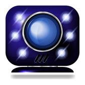 Webcam. — Stock Vector