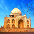 Stock Photo: India. IndiPalace Taj Mahal