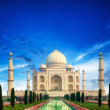 Stock Photo: Taj Mahal India