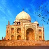 India. Indian Palace Taj Mahal — Stock Photo