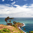 Promthep Cape Phuket viewpoint in Thailand — Stock Photo