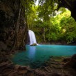 Waterfall in tropical forest — Stock Photo #44140585