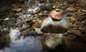 Zen meditation landscape. — Stock Photo