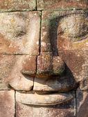 Angkor tapınakta bayon thom — Stok fotoğraf