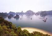 Halong Bay Vietnam — Stock Photo