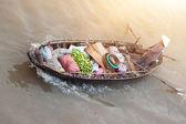 Vietnam, Mekong river delta. — Stok fotoğraf