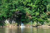 Mekong river cruise in Laos — Stockfoto