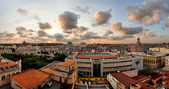 Morning Havana, Cuba, panorama — Stock Photo