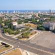 Stock Photo: Aerial view of Plazof Revolution