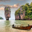 James Bond Island — Stockfoto