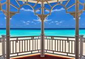 Atlantic Ocean in Varadero, Cuba — Stock Photo