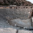 Stock Photo: Ancient Myrgreek theatre at Turkey Demre