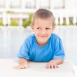 Little smiling child boy — Stock Photo #35864979