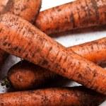 Carrot vegetable heap — Stock Photo #6771813