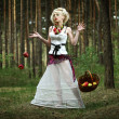 Apple maiden — Stock Photo