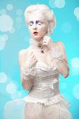 Fashion portrait — Foto de Stock