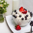 Cottage cheese — Foto de Stock