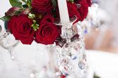 Bougies de mariage — Photo