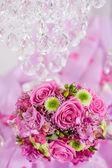Decoraciones de la boda — Stockfoto