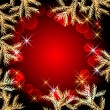 Christmas background - Stock vektor