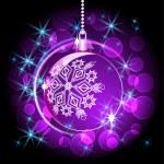 Christmas ball — Stock Vector #13656092