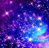 发光的星星 — 图库照片