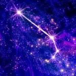 Constellation Aries — Stock Photo